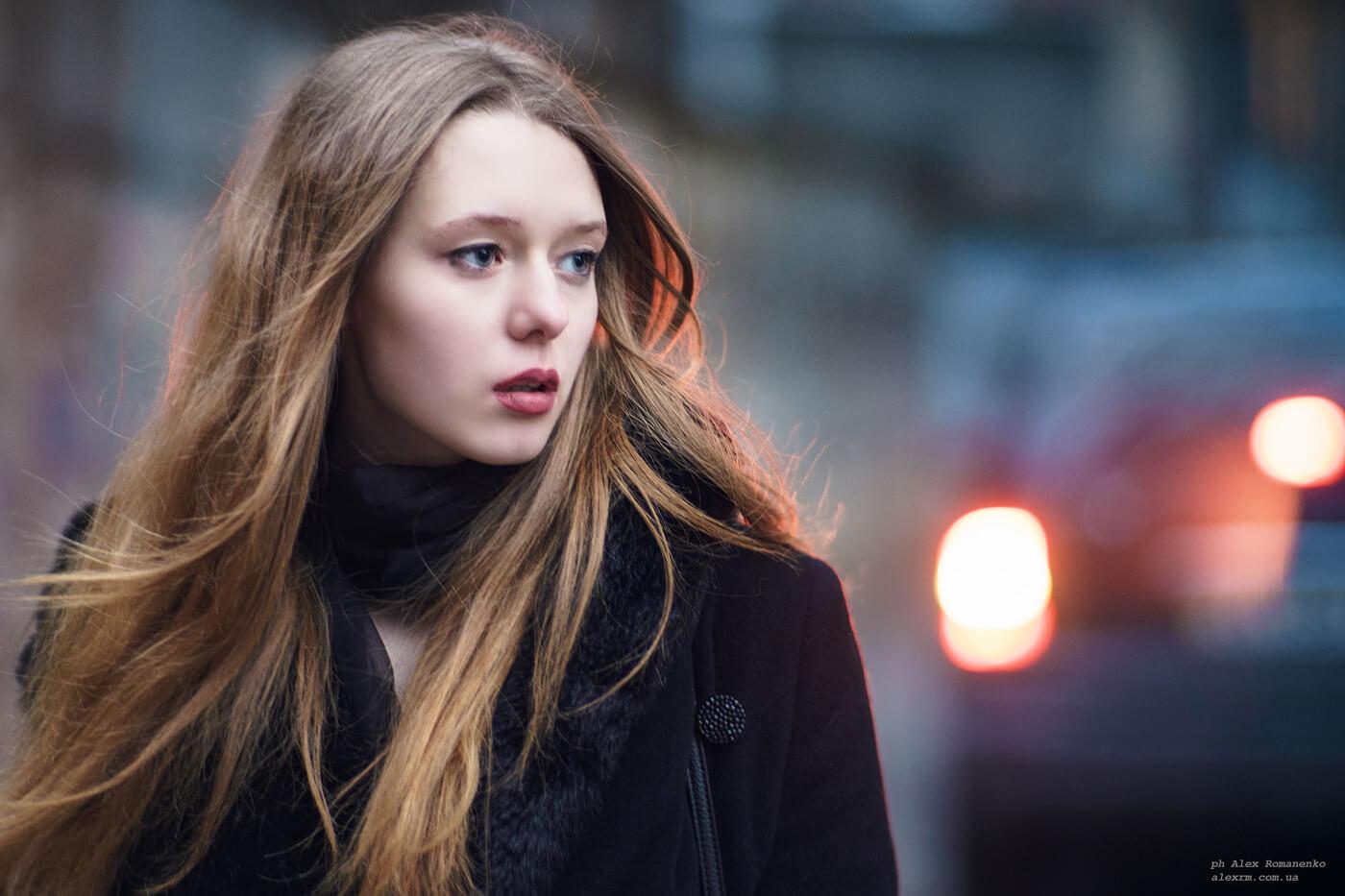 Фотограф Киев художественный портрет