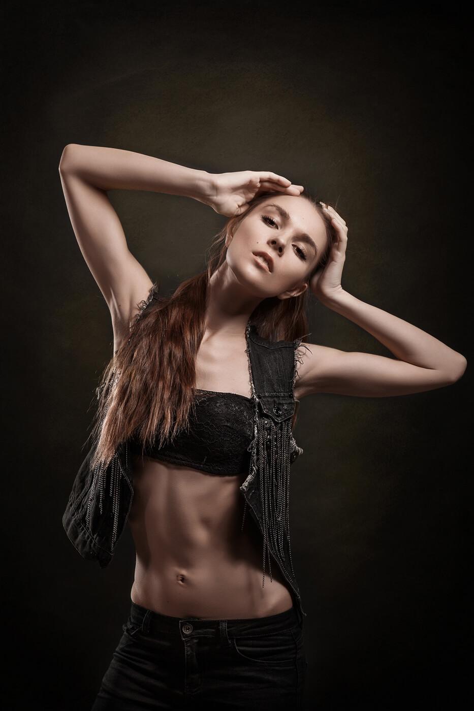 Фотограф Киев, портрет, портфолио модели